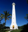 Amedee Island Lighthouse