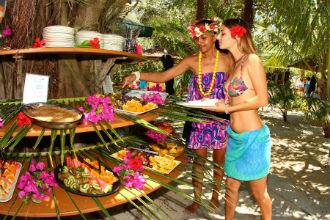 Amedee Island Lunch