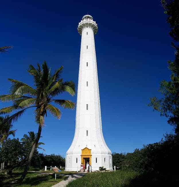 Amedee Lighthouse