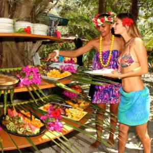 Amedee Island Buffet Lunch