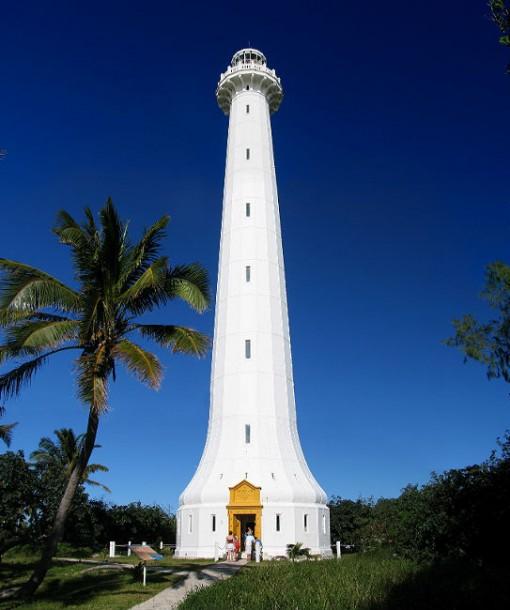 Amedee Island Lighthouse